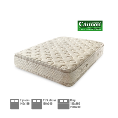 Cannon Modelo Sublime Con Pillow Top